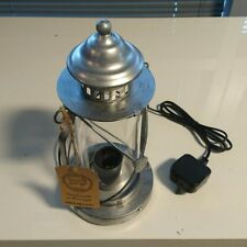 Hand made Eglo Bradford Vintage Antique Table Lamp 60W E27 Steel Antique Silver