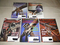 NRA ~ American Rifleman Magazines ~  Lot of 5 Issues ~ 2010