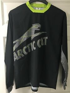 Arctic Cat Circuit Jersey Black Men's