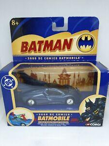 1:43 CORGI 2000 DC COMICS BATMOBILE BMBV2 Car Model