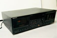 Sony HX Pro TC-WR87ES Stereo Double Cassette Deck With Dolby Sound For Repair