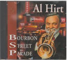 BOURBON STREET PARADE BY AL HIRT(CD, 1994, Intersound)