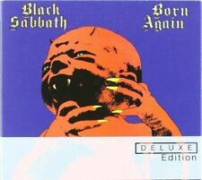 Black Sabbath - Born Again Deluxe-Edition Neu 2 X CD