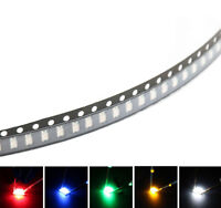 100 PCS 1206 SMD SMT LED Red Green Blue Yellow White Light Super Bright LED