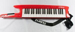 Roland AX-1, Remote Keyboard, Midicontroler, Keytar, incl. Anleitung