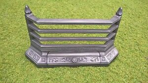 Replacement fireplace front bars grill fret fire front ash pan Victorian Style
