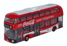 Oxford Diecast NNR004CC Routemaster New London United/Coca Cola N Gauge