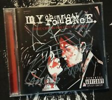 My Chemical Romance - Three Cheers For Sweet Revenge (signed - autographed)