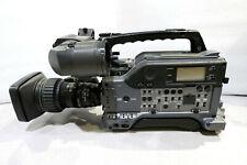 Sony DSR390 DVCAM/MiniDV, Canon YH18x6.7 Lens USED