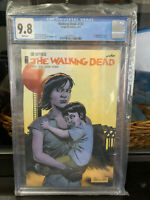 The Walking Dead #132 1st Alpha Cameo CGC 9.8 NM