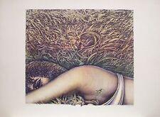 Franco Mulas litografia cm.70x50
