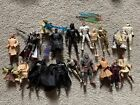 Mixed+Lot+Various+STAR+WARS+Action+Figures+and+collectibles