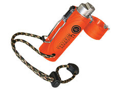 Ultimate Survival Trekker Stormproof Butane Lighter Orange 21-W03-005