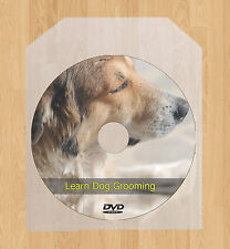 Groom Your Dog Grooming DVD Learn Clippers Scissors Dental Care and Equipment