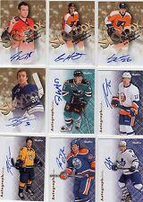Ryan Ellis 2012-13 Fleer Retro 1996 Skybox Autographics Auto
