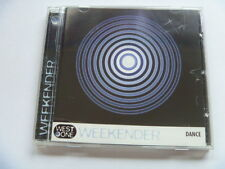 WEEKENDER WEST ONE RARE LIBRARY SOUNDS MUSIC CD
