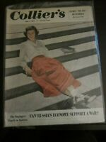 Colliers Magazine May 1951 Jeanne Bresee University of Illinois Campus Queen