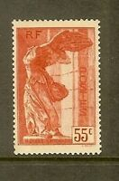 "FRANCE STAMP TIMBRE N° 355 "" VICTOIRE SAMOTHRACE 55c ROUGE "" NEUF xx A VOIR S857"