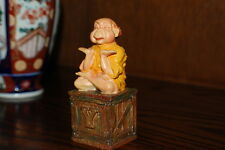 Efteling Holland Gnome Letter Y Yoga Statue The Laaf Collection 1998 Ltd Ed