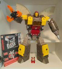 Transformers Omega Supreme WFC Siege Titan Class Autobot Base - Hasbro MIB