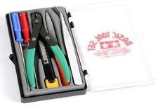 Tamiya Hobby Model Kit Tool Craft Basic Tool Set 6 Pcs for Plastic #74016 - New