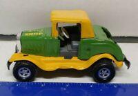 Vintage Topper Zoomer Boomer Junk Pile Toy Car Pressed Steel Japan