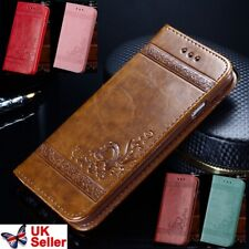Luxury Leather Wallet Case Flip Card Phone Cover for Samsung S10 5G S10 S9 Plus