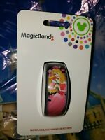NEW DISNEY AURORA BLACK Magic Band 2 Magicband Link Later Parks SLEEPING BEAUTY