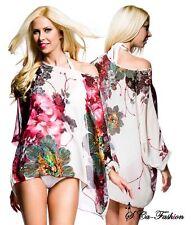 Markenlose geblümte Damenblusen, - tops & -shirts für die Freizeit