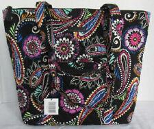 Vera Bradley Women Purse Shoulder Bag Handbag VILLAGER BANDANA SWIRL