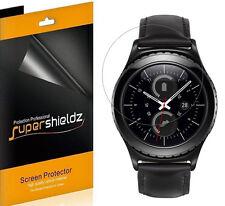 6X Supershieldz HD Clear Screen Protector Saver For Samsung Gear S2 Classic