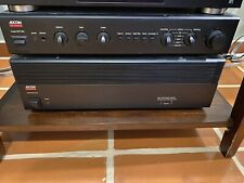 Adcom Gfp-565 Preamplifier and Adcom Gfa 545 Amplifier combo. Excellent Cond.