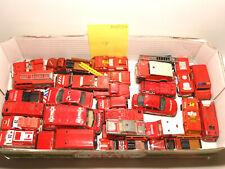 Modellautos Konvolut 31 Teile Feuerwehr Verschiedene Hersteller Einsatzfahrzeuge