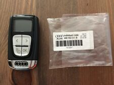 Original Audi Fernbedienung Standheizung 4H0963511 A3 A6 A7 4G A8 4H NEU / OVP
