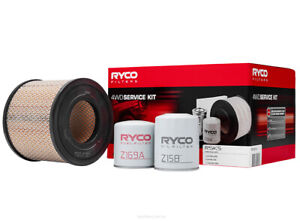 Ryco 4x4 Filter Service Kit RSK5 fits Holden Rodeo RA 3.0 TD (TFR77), RA 3.0 ...
