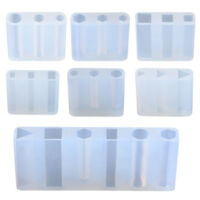 38mm Jewelry Molds Silicone Resin Molds for DIY Jewelry Necklace Pendant Crafts