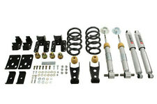 "Belltech 1""-2"" F/4"" Drop w/SP Shocks Kit 14-18 Silverado/Sierra Ext/Crew  2wd"