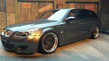 BMW M5 / Custom / modified / Umbau / Tuning / 1:18 / OVP