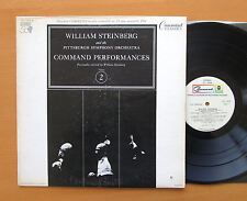William Steinberg Command performances Volume 2 PYE STEREO CC 11029 SD Presque comme neuf/VG