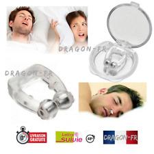 Pince Nez Anti Ronflement Magnétique Santé Aide Apnée Sommeil Dilatateur Nasal