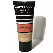 CoverGirl Outlast Active 24 Hour Foundation 862 Natural Tan 1 oz SPF