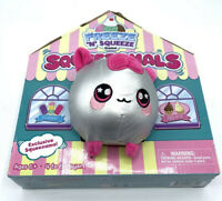 Squeezamals Freeze N Squeeze Game 4-8 Players Ages 6+ Silver & Pink Cat NEW