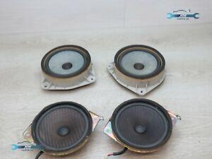2004 TOYOTA RAV4 XA20 3 DOOR SPEAKER SET SOUND SYSTEM 86161-42080