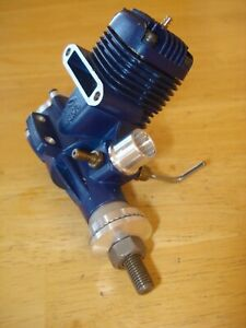 OS MAX 25LA CL STUNT ENGINE NIB