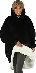 THE COMFY Original | Oversized Microfiber & Sherpa Wearable Blanket, Seen On Sha