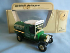 "Matchbox Yesteryear Y3-4 1912 Ford Model T Tanker ""Zerolene Oil Company"" Boxed"
