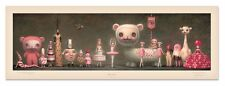 Mark Ryden Princess Praline and Her Entourage Art Print Poster, Whipped Cream