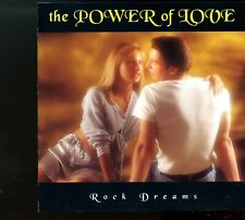 Time Life - The Power Of Love / Rock Dreams - 2CD - MINT