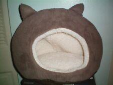Cute Cat Cave Bed Puppy Kitten Pet Non-slip Warm House Dog Sleep Kennel Mat Nest