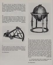 Instrumentos científicos, barómetros, relojes y bueno Relojes Catálogo de Subasta
